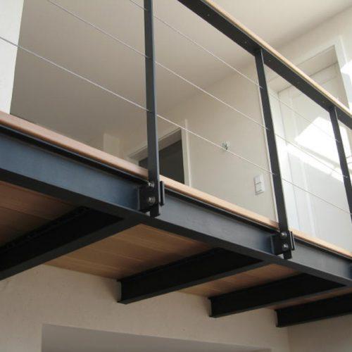 Balustrade Obergeschoss
