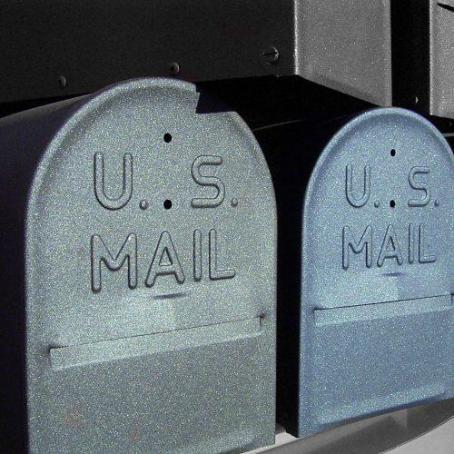 U.S.Briefkästen